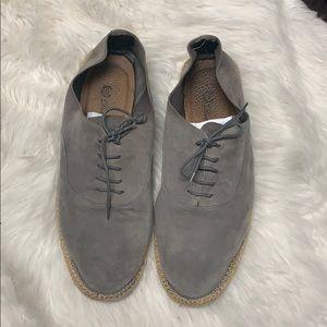 Del Toro gray shade shoes